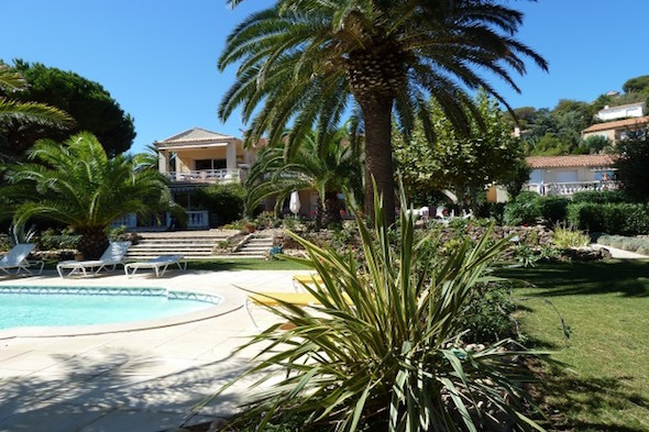 villa loaction St maxime
